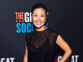The Great Society's costume designer Linda Cho knows how to work a red carpet.