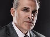 Marc Kudisch plays Dr. James Z. Appel.