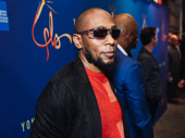 Rapper and Broadway alum Mos Def knows how to work a red carpet.