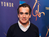 Three-time Tony nominee and Hamilton alum Brian d'Arcy James attends opening night of Freestyle Love Supreme.