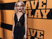 Beetlejuice star Sophia Anne Caruso welcomes the new work to Broadway.