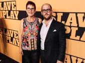 Slave Play lead producers Jana Shea and Greg Nobile get together.