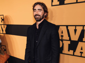 Stage and screen star Lee Pace hits the red carpet.