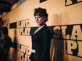 Slave Play's intimacy coordinator Claire Warden hits the carpet.