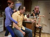 Cora Vander Broek as Jules, Ian Barford as Wheeler and Chantal Thuy as Minnie in Linda Vista.