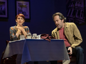 Cora Vander Broek as Jules and Ian Barford as Wheeler in Linda Vista.
