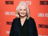 Tony winner Blair Brown attends opening night of Linda Vista.
