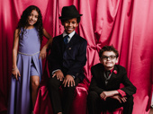 Isabella Iannelli, Alexander Bello and Jacob Michael Laval play Vivi, Salvatore and Bruno, respectively.