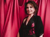 Carolyn Mignini plays Assunta in The Rose Tattoo.