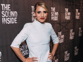 Tony winner Annaleigh Ashford dazzles on the red carpet.