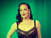 Tammy Blanchard plays Audrey in Little Shop of Horrors off-Broadway.