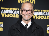 Broadway legend Joel Grey steps out for opening night of American Utopia.(Photo: Jenny Anderson)