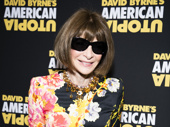 Anna Wintour has arrived.(Photo: Jenny Anderson)