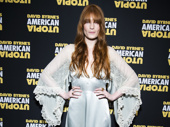 Singer-songwriter Florence Welch knows how to work a red carpet.(Photo: Jenny Anderson)