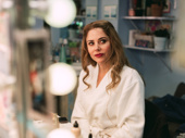 Kerry Butler prepares to play Barbara Maitland.