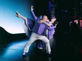 Danny Rutigliano and Jill Abramovitz play the hilarious couple Maxie and Maxine Dean.