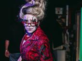 Jill Abramovitz shows off her Juno costume.