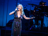 Former Beauty and the Beast star and current Beetlejuice scene-stealer Kerry Butler sings out.(Photo: Evan Zimmerman)