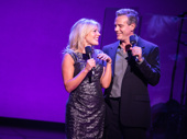 Broadway favorites Sherie Rene Scott and Adam Pascal revisit Aida.(Photo: Evan Zimmerman)