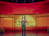 Danielle Wade in the touring production of Mean Girls, photo by Joan Marcus