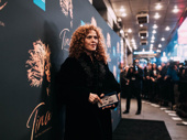 Broadway legend Bernadette Peters poses for a photo.