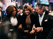 Squad goals! Oprah, Tina Turner and Turner's husband Erwin Bach.
