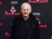 Four-time Tony nominee Victor Garber hits the red carpet.