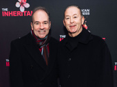 Tony-winning composer Stephen Flaherty steps out with his husband Trevor Hardwick.