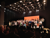 Congrats to the Broadway company of The Inheritance on a successful opening!