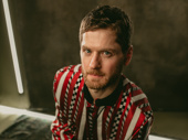 Kyle Soller plays Young Man 9 and Eric Glass.