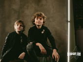 Tre Ryder and Ryan M. Buggle share the role of Boy in The Inheritance.