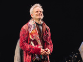 Campbell Scott leads the show as Ebenezer Scrooge.