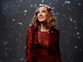 Hannah Elless plays Jess in A Christmas Carol on Broadway.