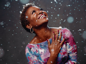 Tony winner LaChanze plays the Ghost of Christmas Present in A Christmas Carol on Broadway.