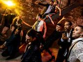 """The """"Moulin Rouge!"""" ensemble"""