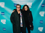 Rosie O'Donnell and Ally Sheedy have a night out.