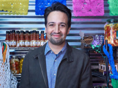 Lin-Manuel Miranda makes a cameo as the Piragua Guy in the film.