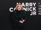 Three-time Tony nominee Brenda Vaccaro hams it up on the red carpet.