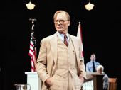 Ed Harris as Atticus Finch in To Kill a Mockingbird.