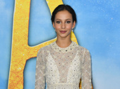 The Catsmovie, unlike the stage show, places Francesca Hayward's character Victoria as the story's protagonist.