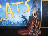 Taylor Swift plays Bombalurina in Cats.