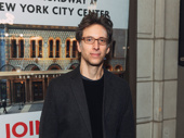Ben Shenkman, who starred with Laura Linney in Sight Unseen on Broadway.