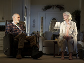 James Cromwell as Bill and Jane Alexander as Nancy in Grand Horizons.