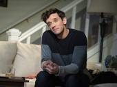 Michael Urie as Brian in Grand Horizons.