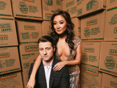Ben McKenzie and Ashley Park are married in Grand Horizons, and they try and counsel Bill and Nancy.