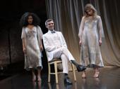 Lori Liang, Michael Crane and Laura Baranik in Dracula.