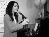 """Katrina Lenk performing """"Someone is Waiting"""" from Company."""