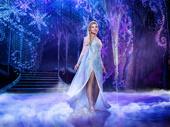Ciara Renée as Elsa in Frozen.