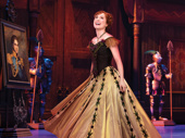 McKenzie Kurtz as Anna in Frozen.