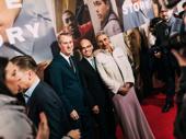 West Side Story's creative team: director Ivo Van Hove, set and lighting designer Jan Versweyveld, and choreographer Anne Teresa De Keersmaeker.